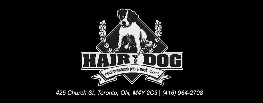 Hair of the dog toronto reservations
